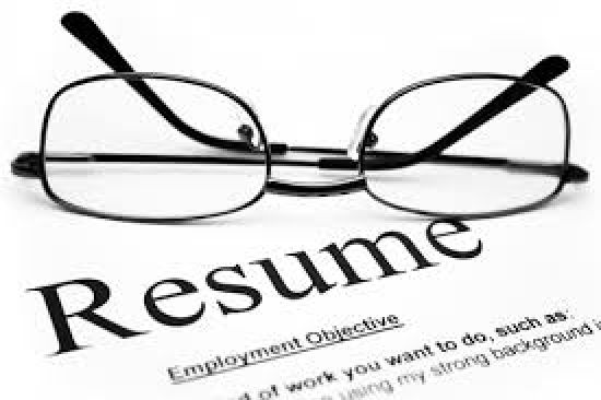 Get a Professional Critique and Review of Your CV and Cover Letter
