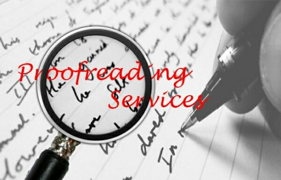 I'll Proofread and Professionally Edit and Format your Documents