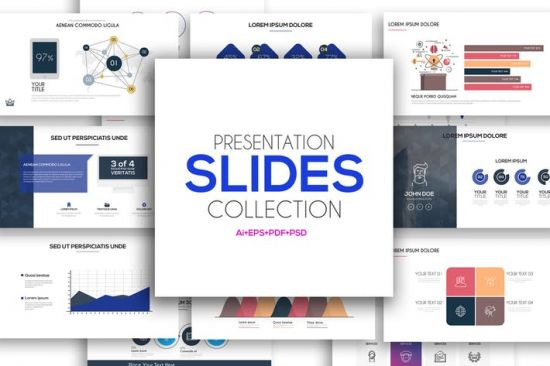 Get your templates and presentations professionally designed