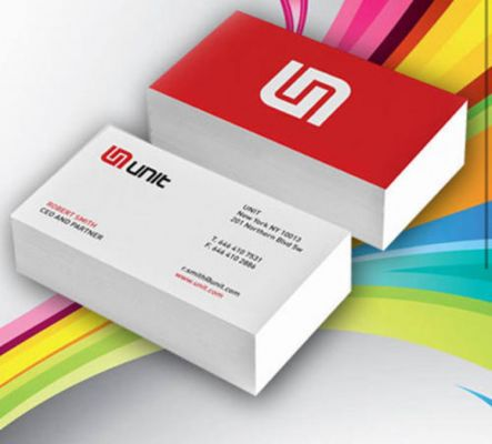 Get Unique Business Cards, Letterhead, and Stationery Branding