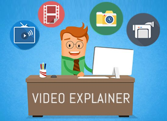 I make Explainer videos, animations and Viral media content.