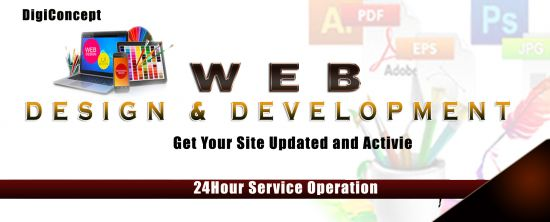 Website or Blog Design & Development with in HTML & CSS OR WordPress