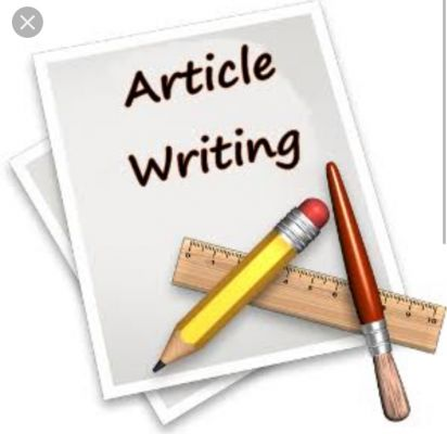 I'll write your articles and blog posts