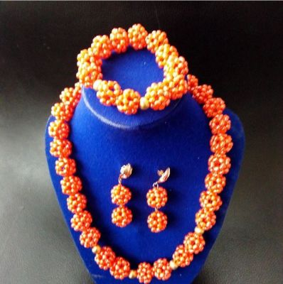 I will make your custom traditional beaded wears for you.