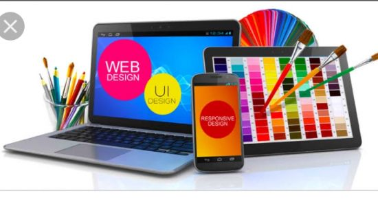 Hire us to design and develop your website