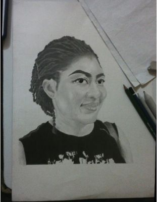 Get your detailed pencil drawings and designs of objects and characters.