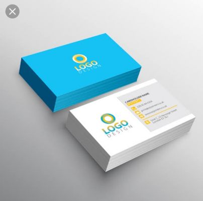 We Will Design and Print a Modern Business card and Complimentary Card For You