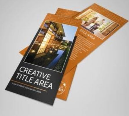 Get Eye Catching Flyer Designs, Posters, Billboard Designs