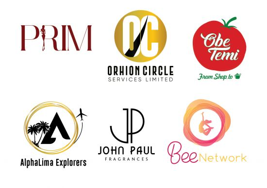 I will help you design very nice and creative logos.