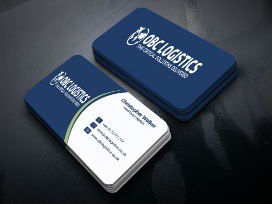 I Will Design a Modern Business card or Complimentary Card For You