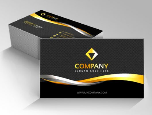 Get very professional & modern designs for your business card &  ID.