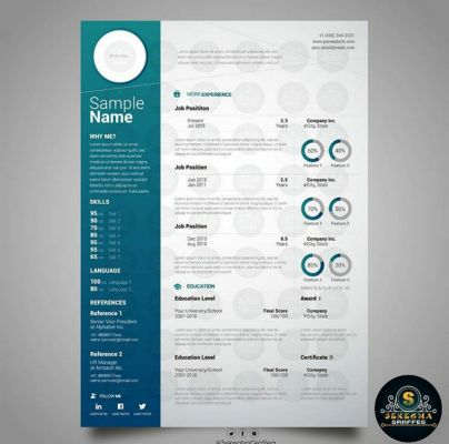 Get your professional and modern cv design here
