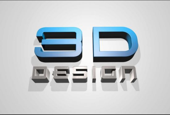 I will do 3D Graphic design for you.