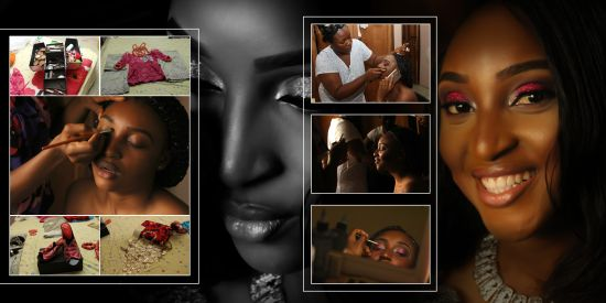Get professional wedding photos remarkably retouched.