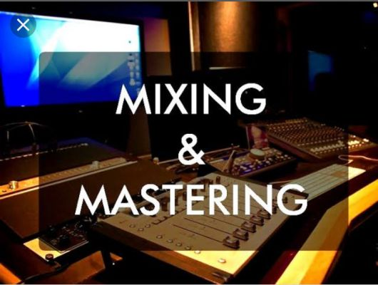 I Will Do Mixing And Mastering For Your Song And Album