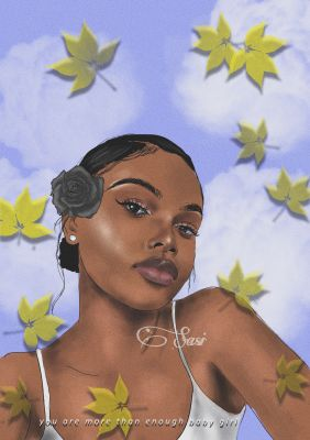 Get a digital aesthetic style drawing and recreation of your portraits.