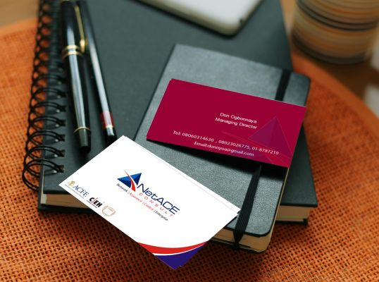 I Will Design Top Notch Modern Business Card For You