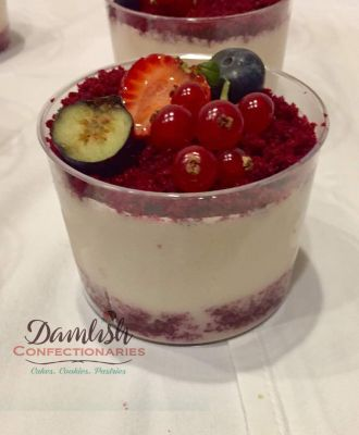 Let me provide desserts and sweets for all your events.