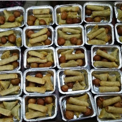I will provide Finger foods for your events!!