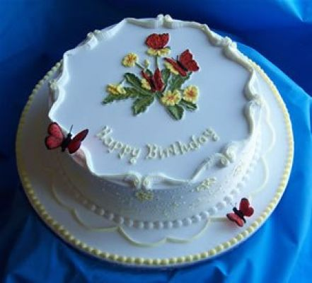 i will make cakes and confectioneries that comes with a touch of excellence