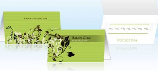 I will design your business cards and any other type of card you desire!!