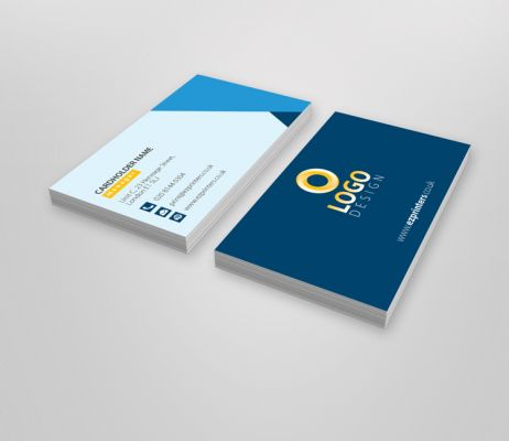 I will design professional and eye catchy business cards for you.