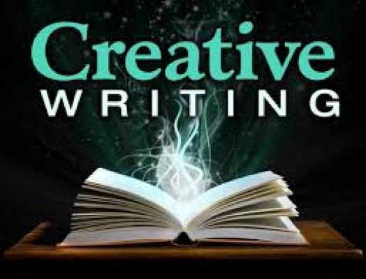 i will do all your creative writing for you
