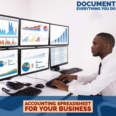 Get Design User Friendly Accounting Spreadsheets for Small Business Owners.