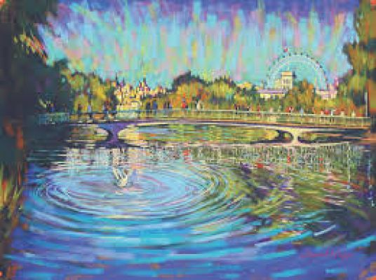 I will provide amazing pastel paintings for you.