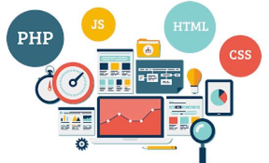 Get a responsive website designed for you with React, html, Javascript and css