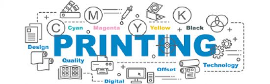 Get the best printing service done for you.