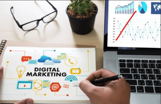 I will do full digital marketing strategy for your business