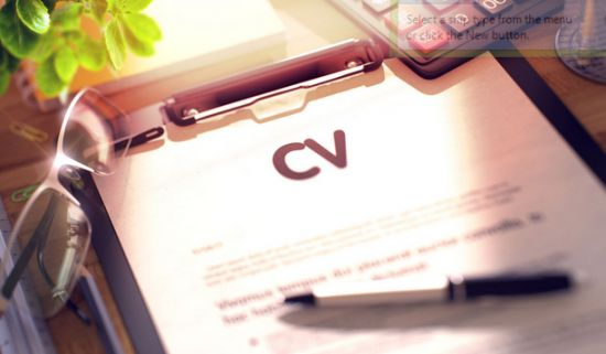 Get a well-constructed profile, cv and cover letter written for you.
