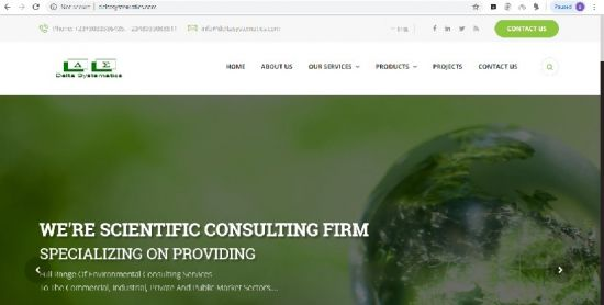 I will design corporate and commercial websites for you.