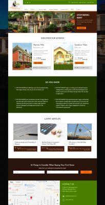 I will do Custom Website Design & Development on  Wordpress for you.