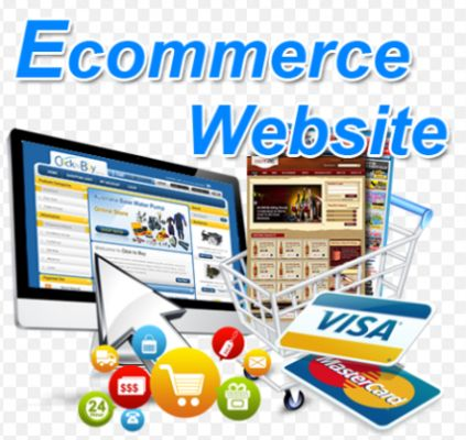 I will create and design an ecommerce website for you