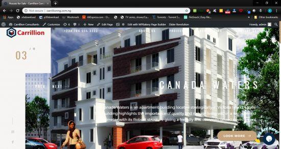 Website Design and Development using Wordpress.