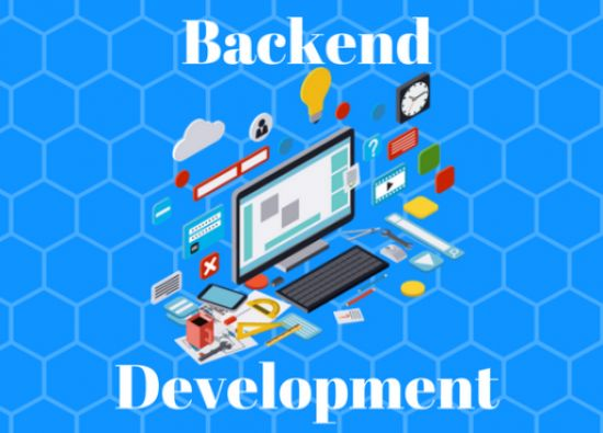Hire a backend developer for all your projects