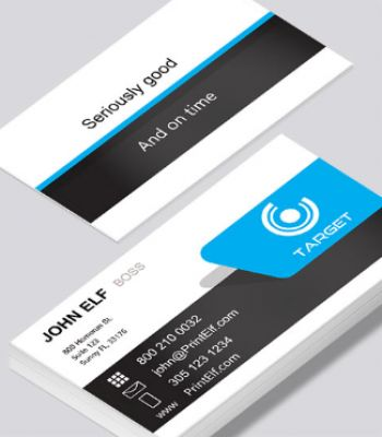 Get a premium, classy and distinguishing Business Card, letterhead design