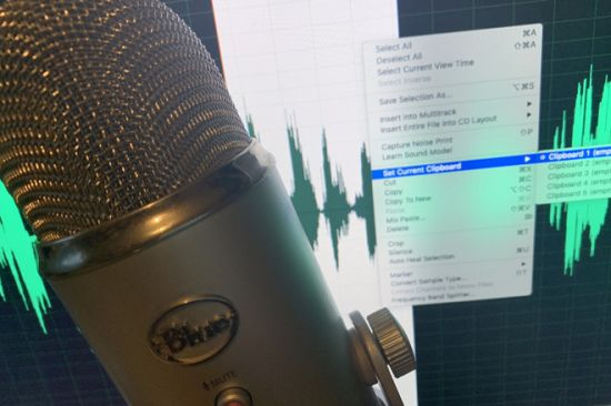 Get a well-edited audio, background noise removed, audio enhanced for you