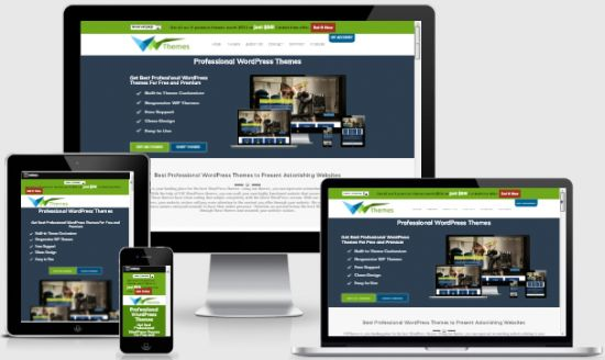 I will design a responsive and fully functional Website for you