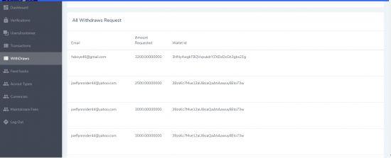Broker Website Development