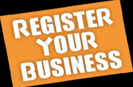 I will help you with your business registration