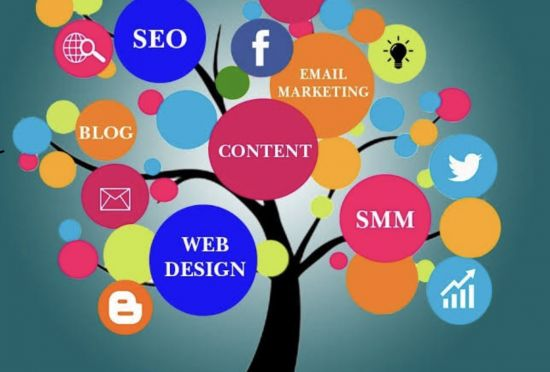 Explode and get your social media and websites managed by the best