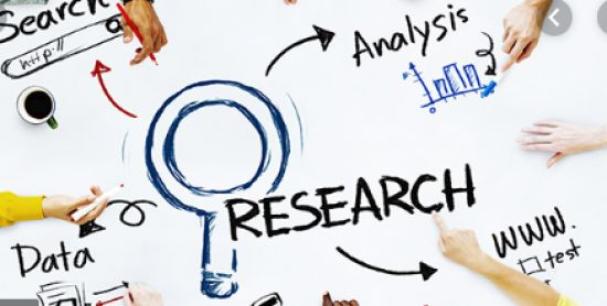 Get a professional, seasoned researcher and an adept analyst