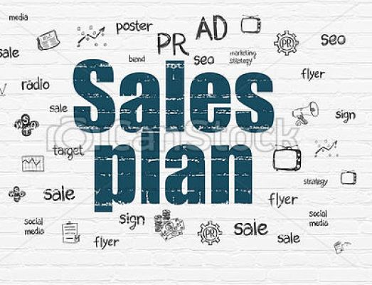 Get a Competetive and Winning Sales Plan, Marketing Plan for your business.